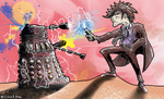 The Docta and the Dalek by muse00esum