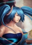 Sona - Only you can hear me summoner by Puffyko