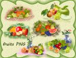 fruits PNG by roula33