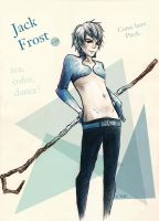 Jack Frost by Shiro-Rin