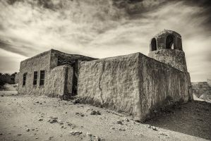 Qatar - Abandoned Mosque - 01 by GiardQatar