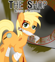 Silence of Ponyville: The Shop by jake-heritagu