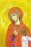 Mary Magdalene by Chevic