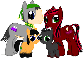 Winery's New family by Cristal-Soul