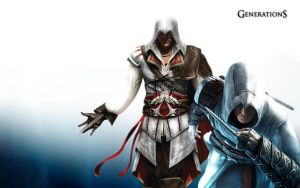 Assassin's Creed Generations by styleforscher