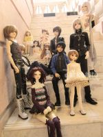 Currified Dollmeet IV by darknaito