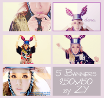 Dara I'm the best Banners by orange-tree-house