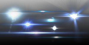 HD + Optical Flares PNG by DarkSider92