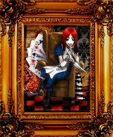 Maditating Alice-Malice by Alice-fanclub