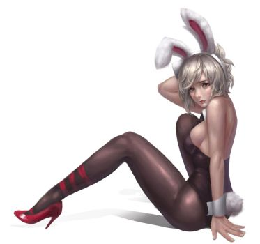 battle bunny riven by dnjswns183