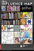 Influence Map by aliceazzo