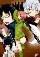 World Trigger by KukichiSAMA