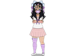 Pastel Lolita by cappiness