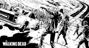 The Walking Dead by gjones1