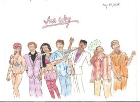 Grand theft auto Vice city by blasher4443