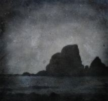 the dark shore by hclay