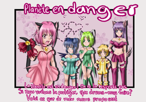 Planete en danger - cover by KaitouHyuuga