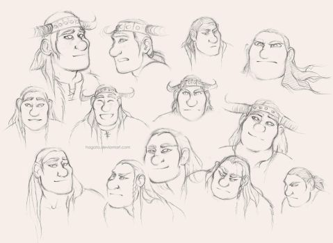 Young Stoick? by Hagata