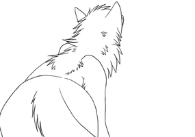 Quick Growling Animation by HailDawn