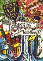 Yearbook Cover by EvaHolder