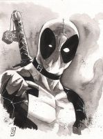 Va Con Commisison Deadpool by SpaciousInterior