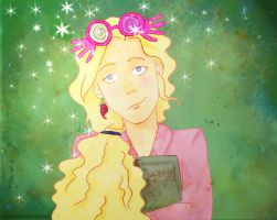 This is Loony, Uh Luna Lovegood by annogueras