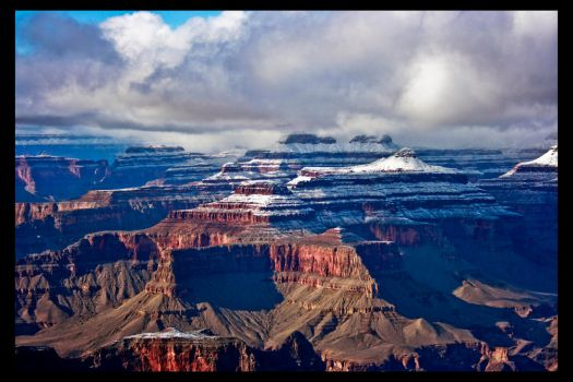 Grand Canyon 2 by EndTheInnocence