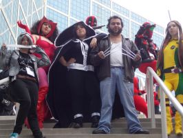 AX2014 - Marvel/DC Gathering: 095 by ARp-Photography