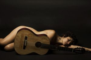 Guitar. by jessicaghoul