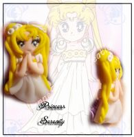 Princess Serenity - Principessa Serenity - Sailor by DarkettinaMarienne
