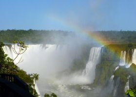 falls at iguassu by eocjtlels