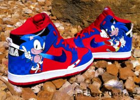 Sonic Gen highz by meberra