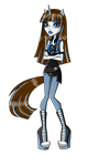 Lula Twinkle - Monster High FC by Tosha22