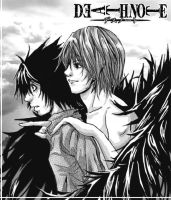 Death Note- GUIDE ME by cheryl-chan