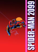 Spider-Man 2099: Apocalypse by JohnVichlenski