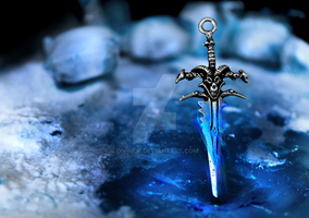 Frostmourne by Divinor