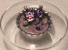 #110 Weezing by LaPetitLapearl