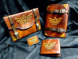 The ultimate Zelda Fan gear by Skinz-N-Hydez