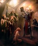 The Ordo Hereticus by CELENG