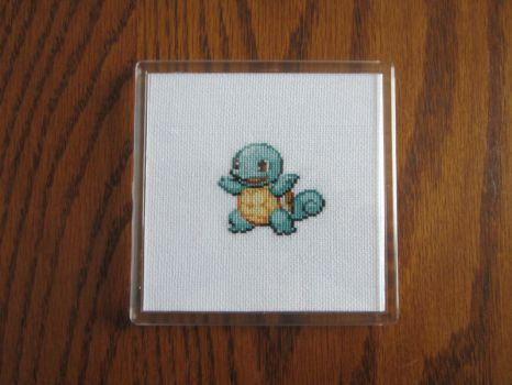 #007 Squirtle by luna-notte