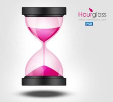 Sand Clock / Hourglass Icon by atifarshad