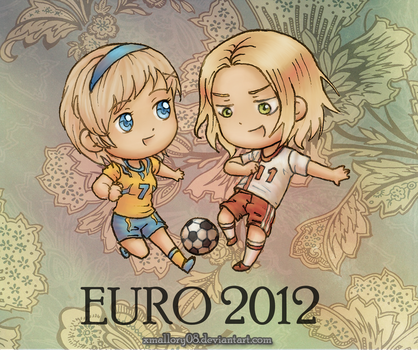 Euro 2012 by xmallory08