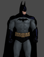BAA: Batman (DCAU Justice League) by Jckspacy