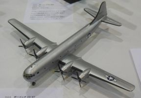 Boeing XC-97 Stratofreighter Prototype by rlkitterman