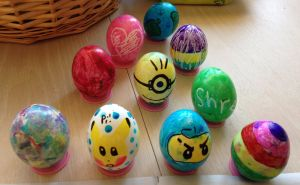 Easter Eggs 2014 by meluvcheese22
