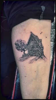 Cottage by phoenixtattoos