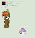 Question 5: Do you like Button Mash? by AskCMCSweetieBelle