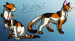 Alistair by maranight