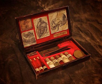Dr. Killian's Apothecary Kit by JasonMcKittrick
