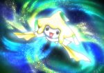 digital : pokemon Jirachi 02 2014 by darshan2good